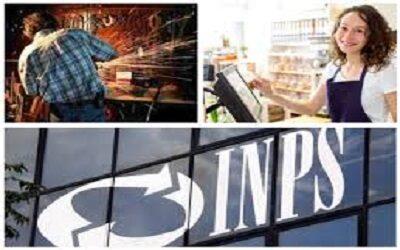 Artigiani e commercianti: contribuzione INPS per il 2021